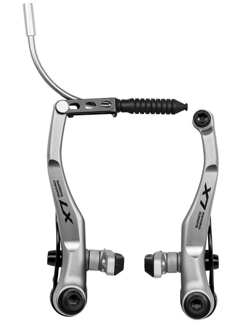 Shimano Deore LX Trekking BR-T670 V-Brake VR silber